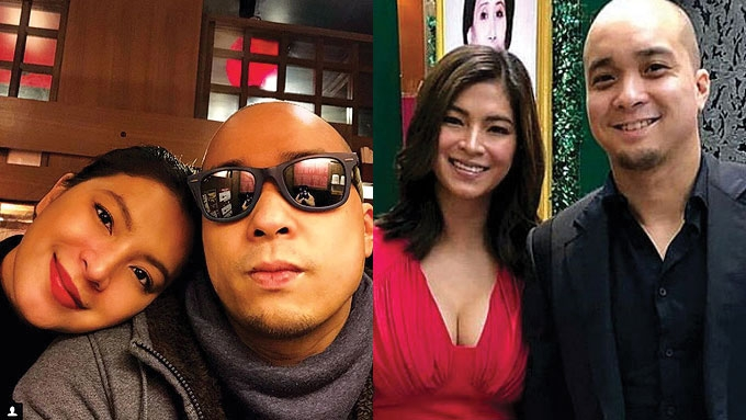 Angel Locsin, Neil Arce on holiday together in U.S.