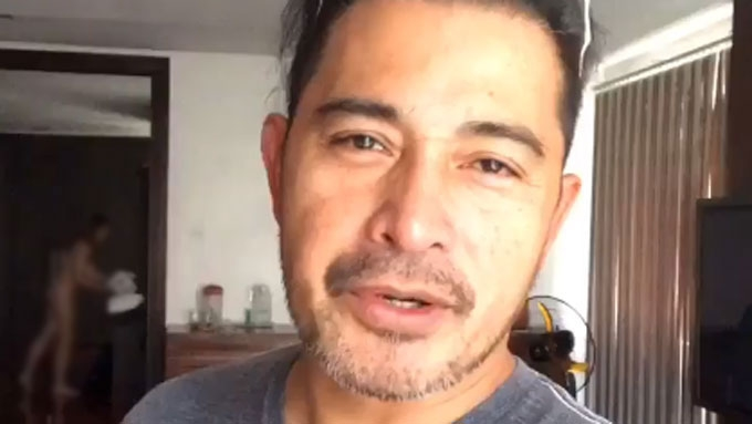Cesar Montano video greeting goes viral