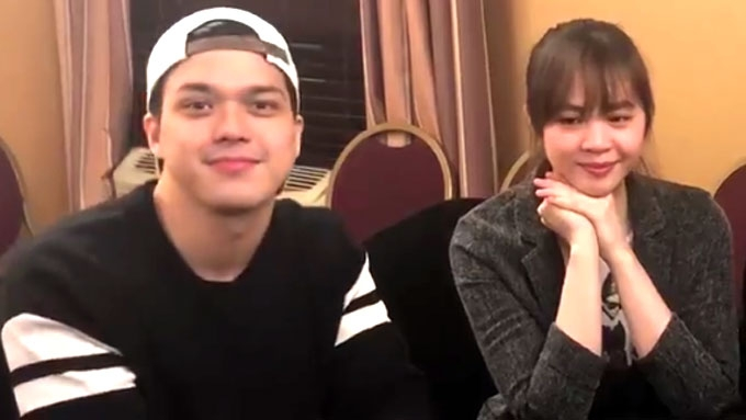 Janella, Elmo together in Canada despite serious rift