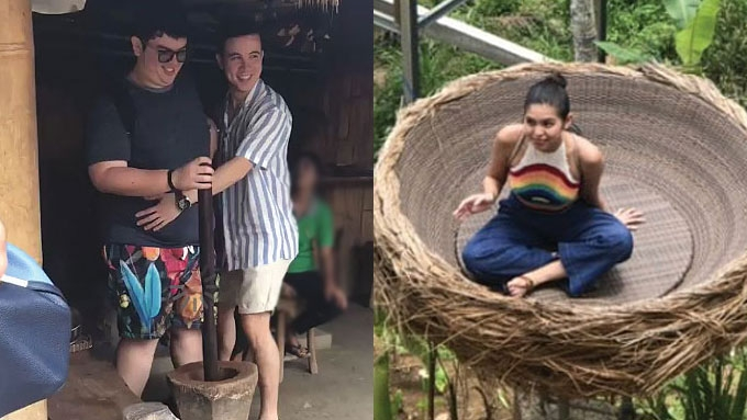 Are Maine Mendoza, Arjo Atayde together in Bali?
