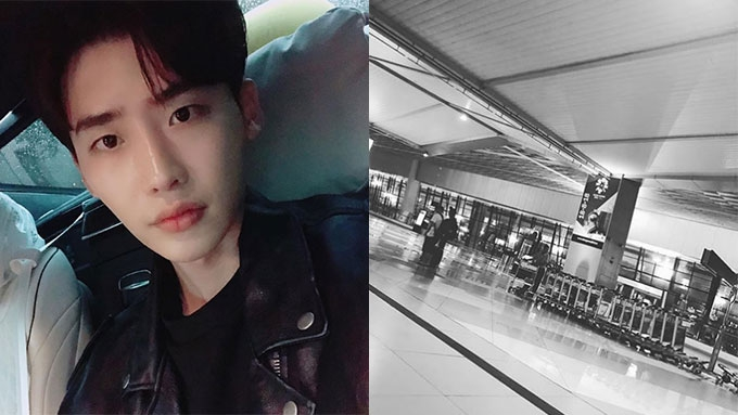 Lee Jong Suk, staff detained in Indonesia after fanmeeting