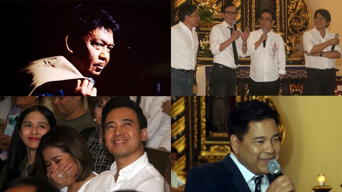 OPM singers give musical tribute to Rico J. Puno