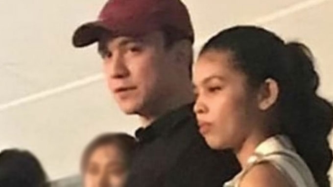 Maine Mendoza, Arjo Atayde spotted together at concert