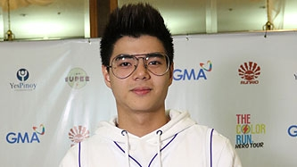 Paul Salas puts an end to issues with Daniel Padilla, reporter