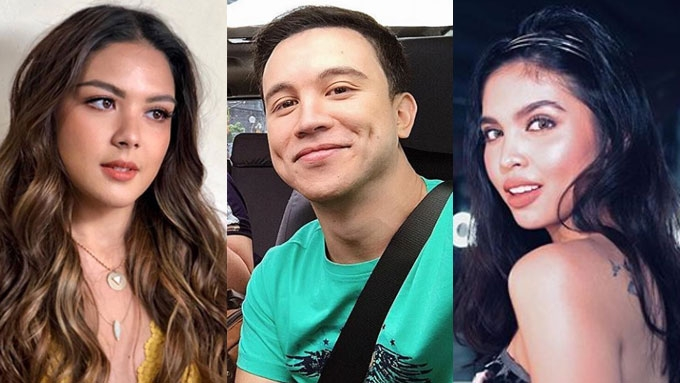 Ria neither confirms nor denies Arjo-Maine romance rumors
