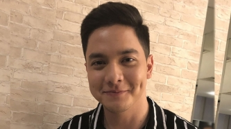 Alden Richards reacts to Maine Mendoza's alleged romance with Arjo Atayde