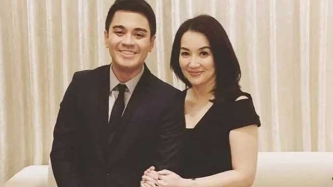 Kris Aquino names Nicko Falcis in theft complaint