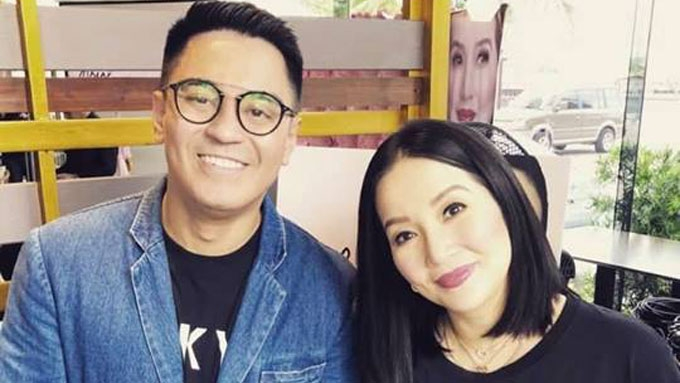 Nicko Falcis asks for dismissal of Kris Aquino complaint