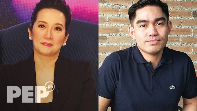 Kris Aquino, Nicko Falcis take word war to social media