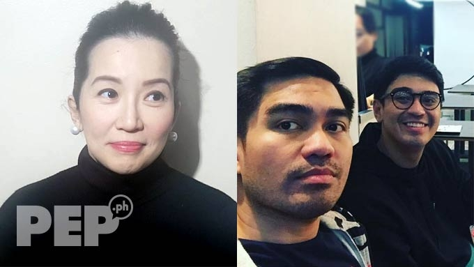 Kris challenges Nicko to file grave threat rap against her