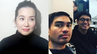 Kris Aquino challenges Nicko Falcis to file grave threat charge against her