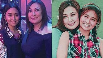 Sharon Cuneta reminds Kathryn Bernardo: