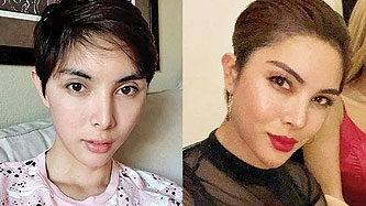 Former Super Sireyna winner Mark Estephen back to being a trans woman?
