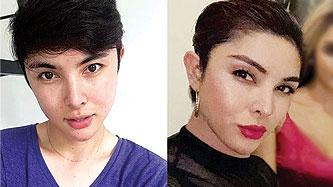 Super Sireyna winner Mark Estephen confirms she's back being a trans woman