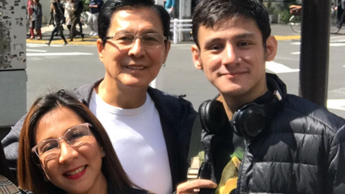 Teejay Cruz, eldest son of Tirso Cruz III, dies at 37