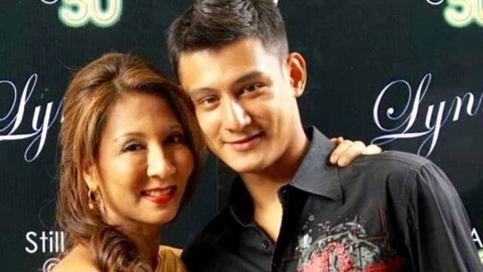 Lynn Ynchausti grateful for 37 years with son Teejay Cruz