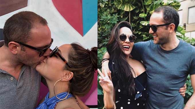 KC Concepcion BF posts kissing photo with sweet message