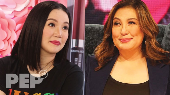 Kris supports Sharon amid pro-Duterte criticisms