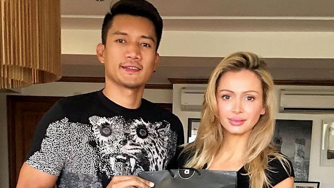 Netizens ask where James is in Michela's recent IG posts