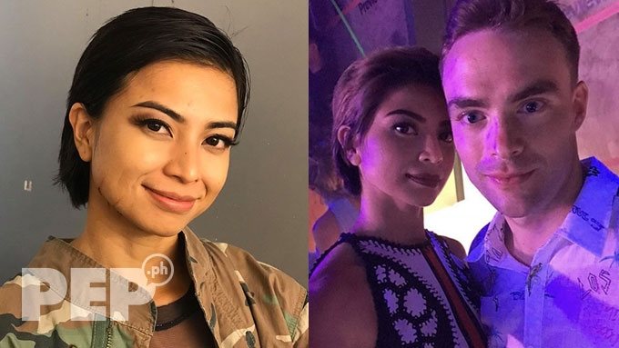 Glaiza clarifies relationship with Irish surfing instructor