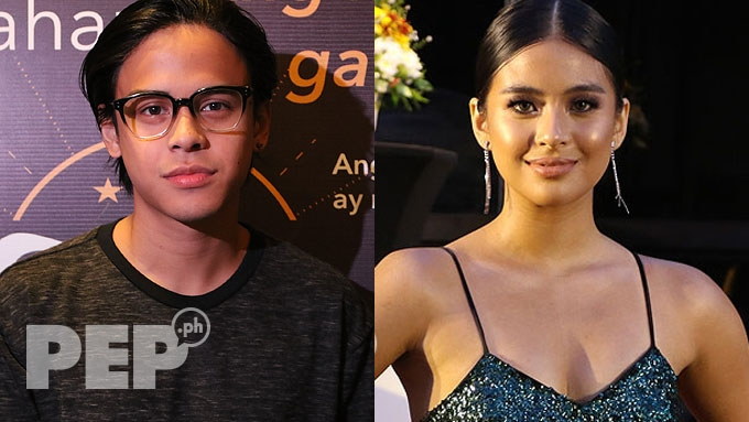 Khalil Ramos opens up about relationship with Gabbi Garcia