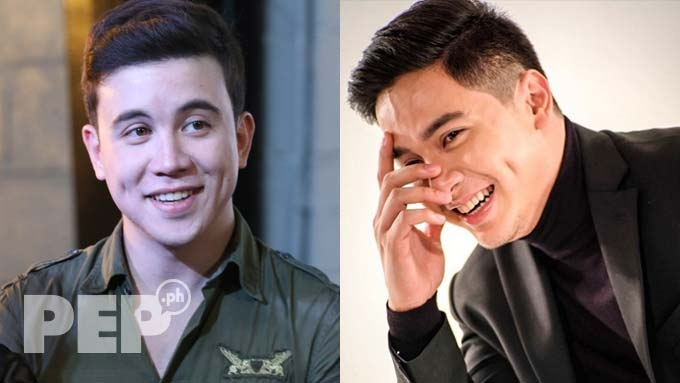 Arjo Atayde denies taking a swipe at Alden Richards's gaffe