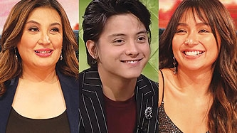 Sharon Cuneta attests to Kathryn Bernardo and Daniel Padilla's devotion to each other