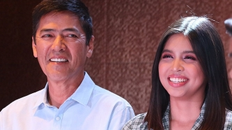 Vic Sotto doesn't meddle in Maine Mendoza's private life