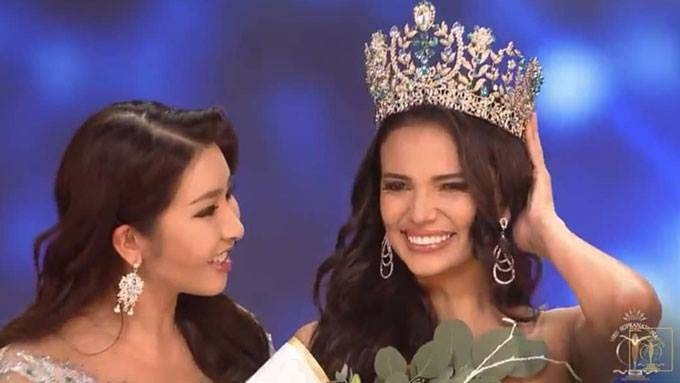 Miss Puerto Rico is Miss Supranational 2018, PH bet with Top