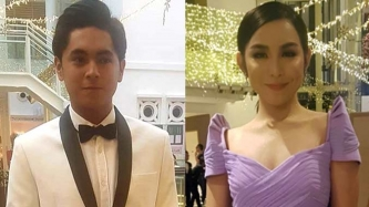 Miguel Tanfelix dismisses rumored romance with Kyline Alcantara