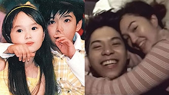 Nash Aguas posts romantic birthday video for girlfriend Mika dela Cruz