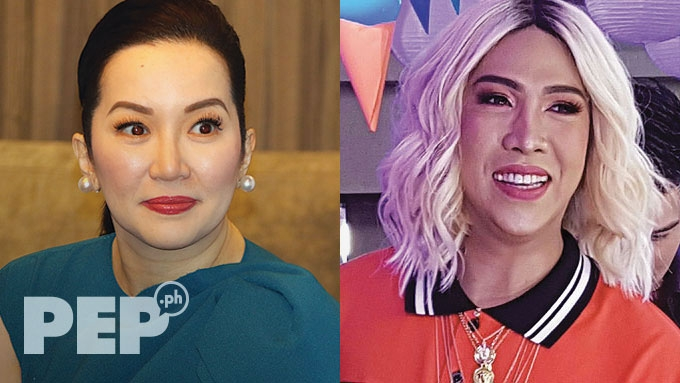 Kis answers netizens who question Vice's sincerity