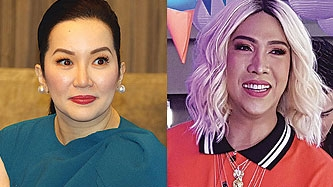 Kris Aquino answers netizens who question Vice Ganda's sincerity as a friend