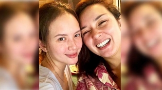 Ellen Adarna reunites with Beauty Gonzalez despite showbiz hiatus