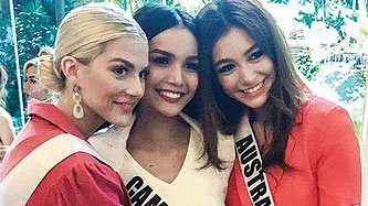 Miss Universe 2018 candidates under fire for alleged bullying incident