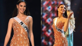 Miss Universe Philippines 2018 Catriona Gray to Pinoys: