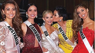 Miss USA apologizes amidst bullying allegations