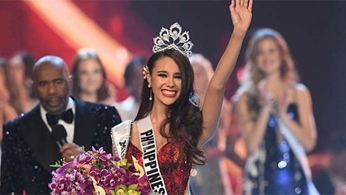 Catriona Gray is Miss Universe!