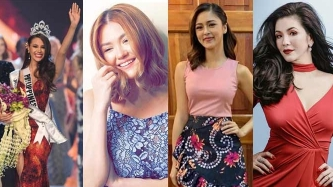 Angelica Panganiban, Kim Chiu, Regine Velasquez, Ai-Ai delas Alas congratulate Catriona Gray