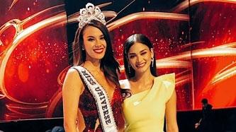 Pia Wurtzbach to Miss Universe 2018 Catriona Gray: