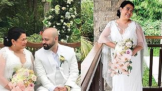 Lotlot de Leon marries Lebanese fiancé Fadi El Soury