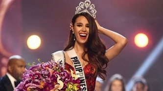 Miss Universe 2018 Catriona Gray: