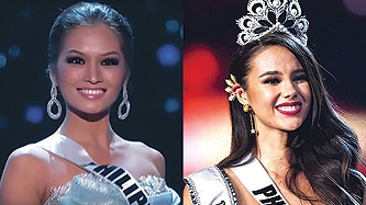 Janine Tugonon says Catriona Gray is the