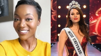 Miss USA 2016 Deshauna Barber roots for Catriona Gray to be Miss Universe 2018 since day one