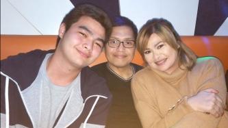 Andre Yllana approves of Mayor Jay Khonghun for mom Aiko Melendez