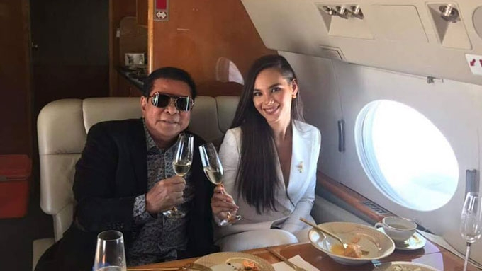 Chavit Singson to finance Miss Universe 2019 in South Korea