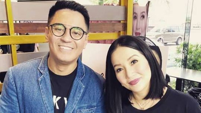 Kris speaks up about PHP40M investment under Nicko's name