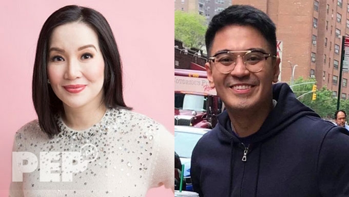 Kris Aquino just bluffing when she threatened Nicko Falcis
