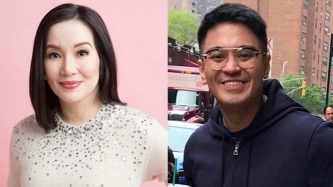 Kris Aquino claims she was just bluffing when she threatened Nicko Falcis