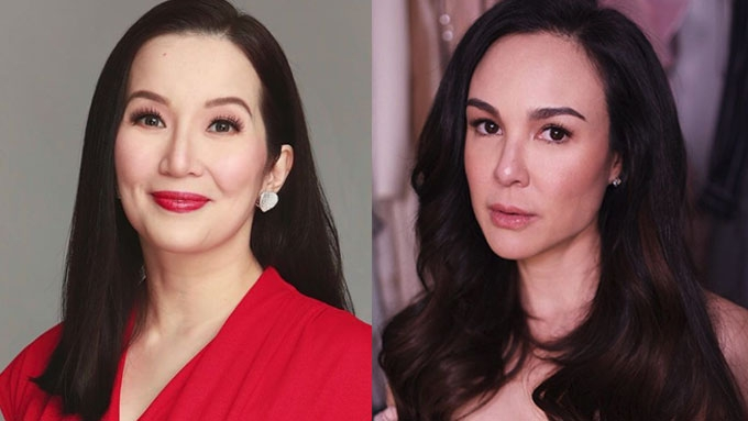 Kris reacts to Gretchen Barretto siding with Nicko Falcis